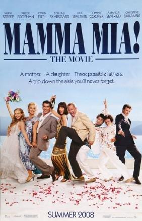 Mamma Mia!, Movie Poster