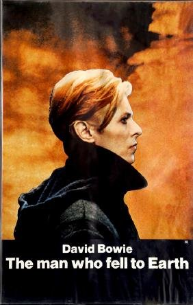 Unknown, The Man Who Fell To Earth - David Bowie, Movie