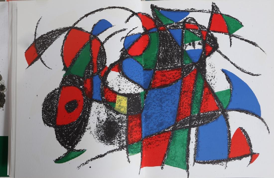 Joan Miro, Miro Lithographs Volume II, Book - 5