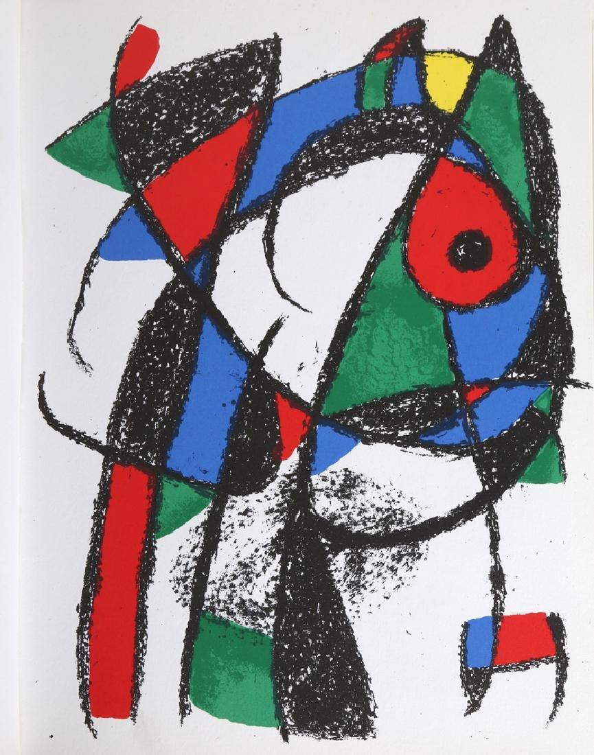 Joan Miro, Miro Lithographs Volume II, Book - 6