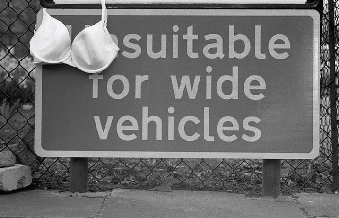 Marjan Zahed-Kindersley, Unsuitable for Wide Vehicles,
