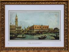 Giovanni Antonio Canaletto Canal of San Marco with