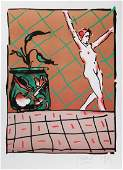 Peter Max, Ballet Story, Lithograph