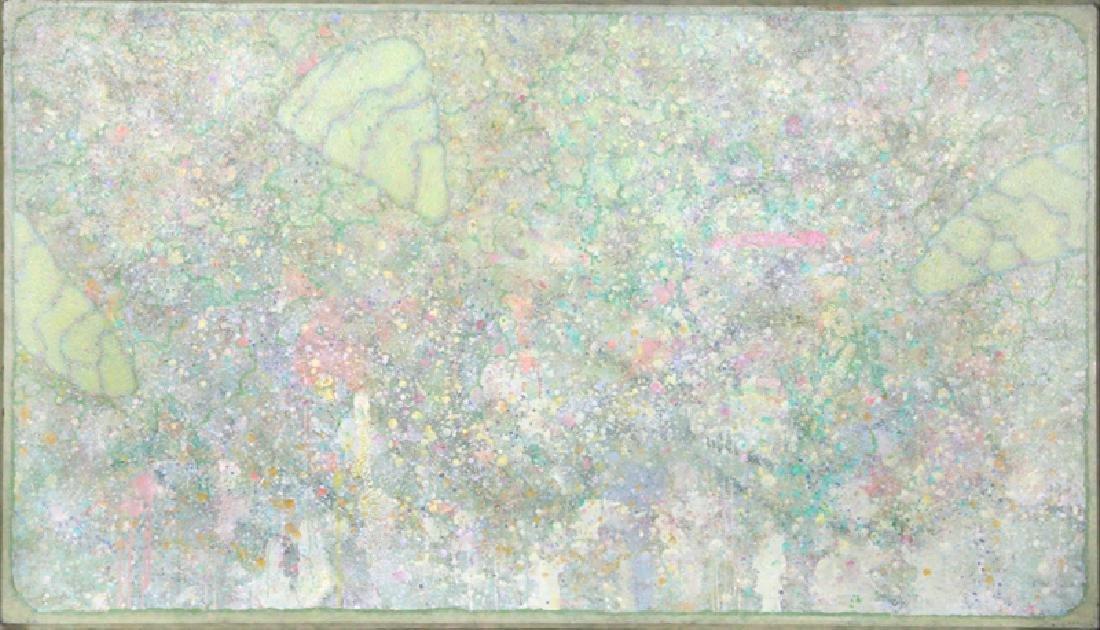 Elwood Howell, Pantico Series 1, Oil Painting, signed