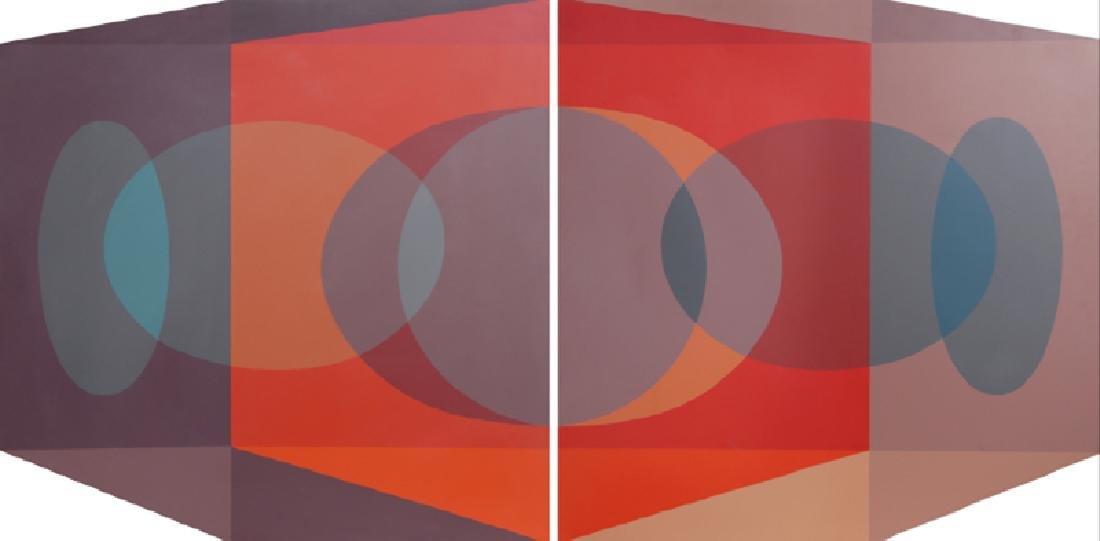 Benjamin Cunningham, Scarlet Tesseract Corner,
