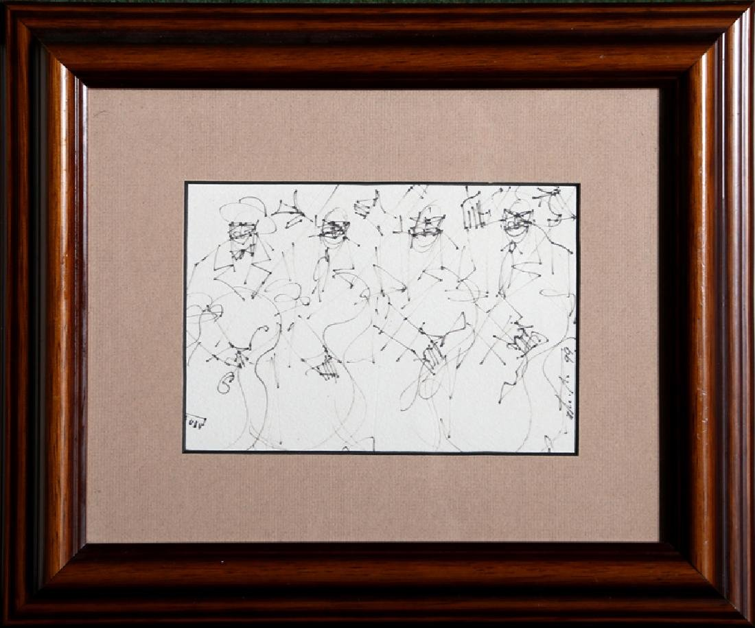Willie Torbert, Musicians, Ink  , signed