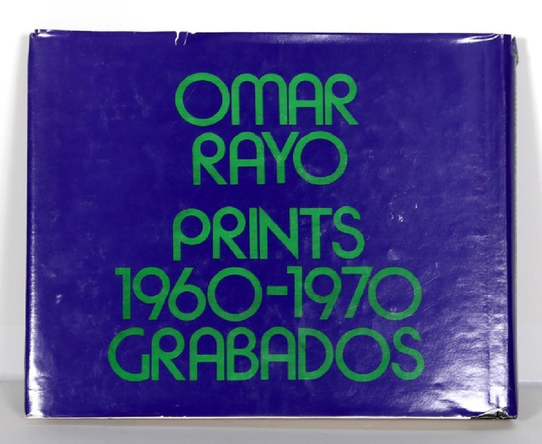 Omar Rayo, Prints 1960-1970 Grabados by Oniciu,