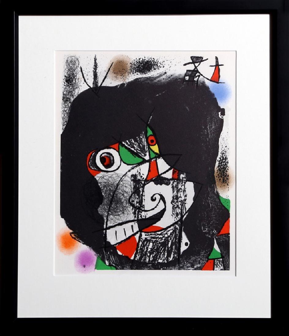 Joan Miro, Les Revolutions Sceniques du XXe Siecle - I