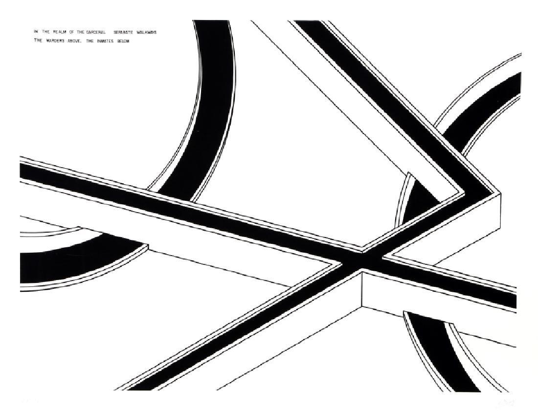 Robert Morris, Seperate Walkways: The Warders Above,