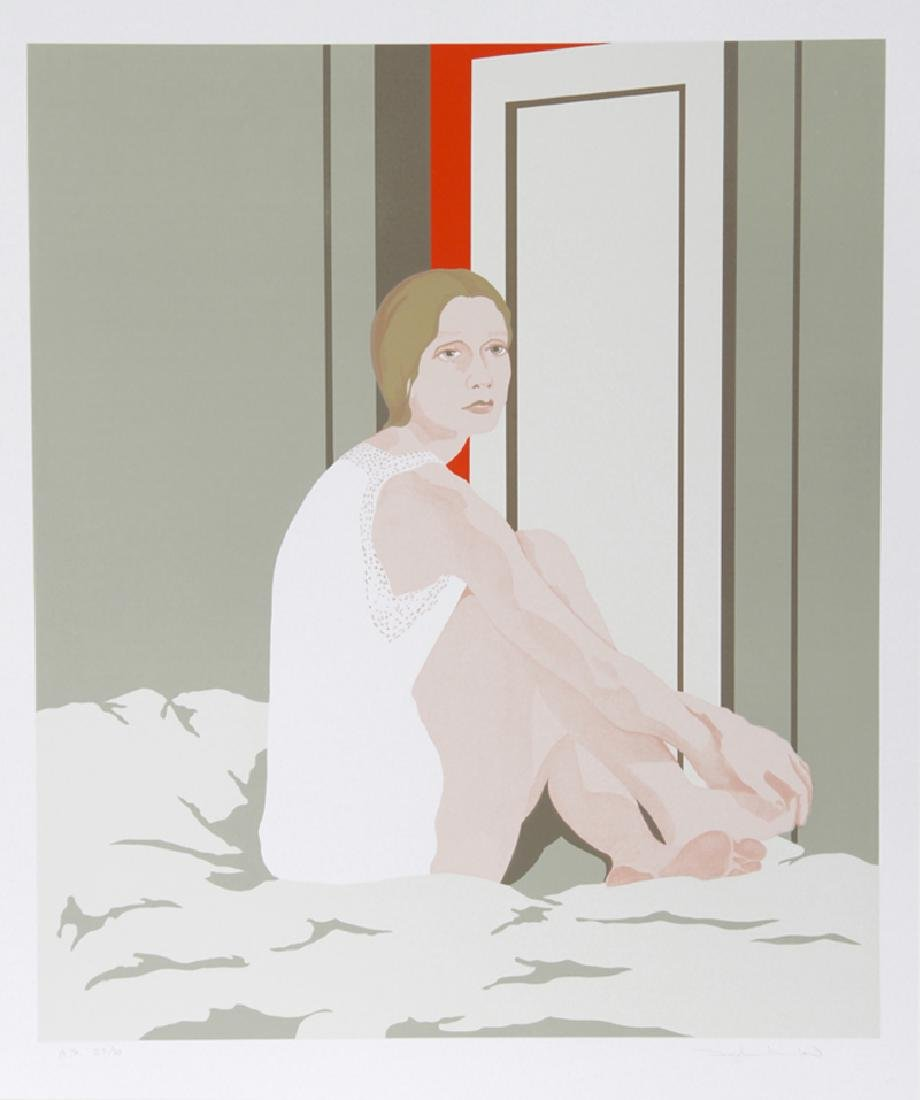 Daphne Mumford, Spring II, Serigraph