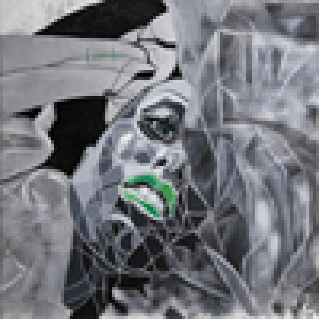 Diana Radeiko, Freedom, Oil on Canvas
