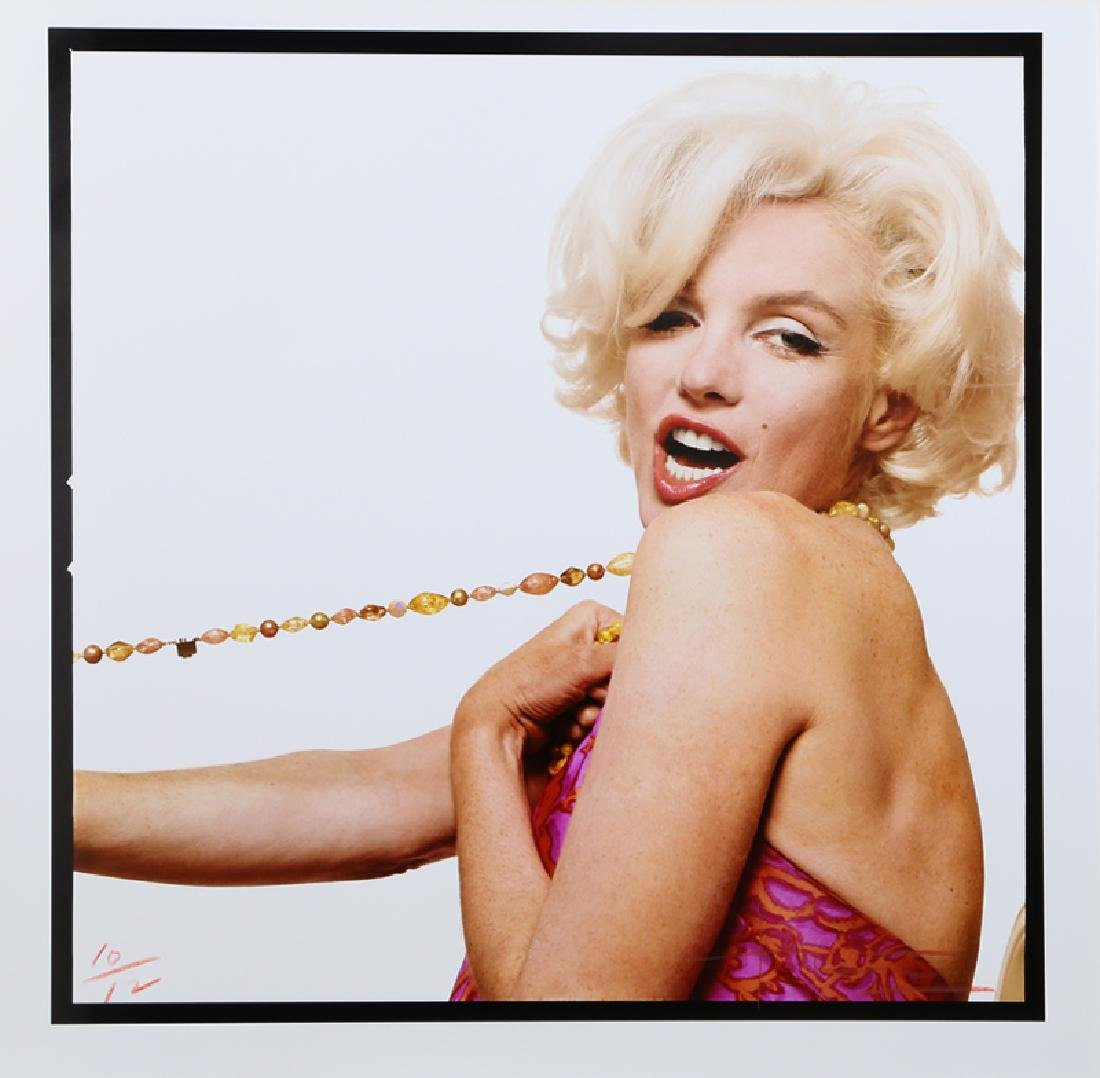 Bert Stern, Marilyn Monroe: The Last Sitting Portfolio