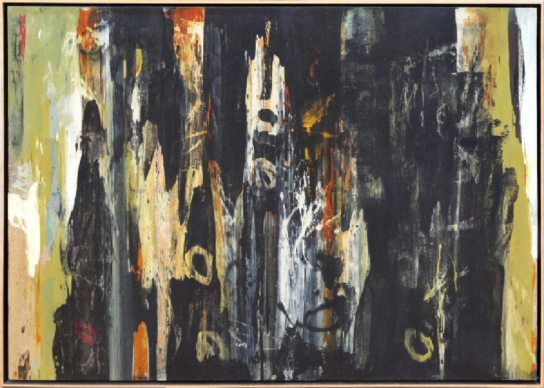 Bob Nugent, Magico, Oil Painting