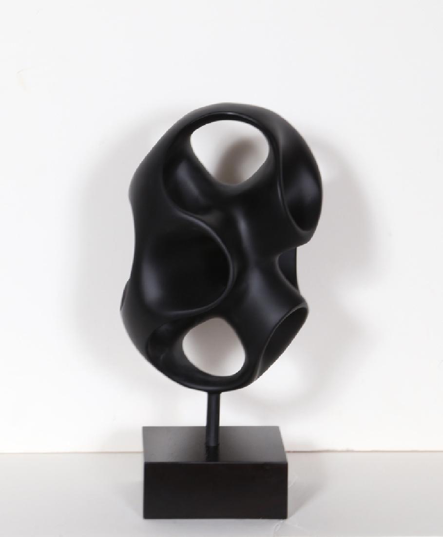 Abstract Modern Sculpture, Cast Resin Sculpture