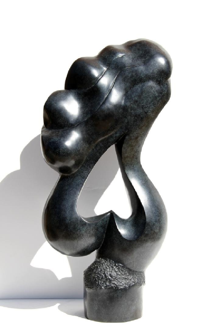 Ellen Brenner-Sorensen, Untitled II, Bronze Sculpture