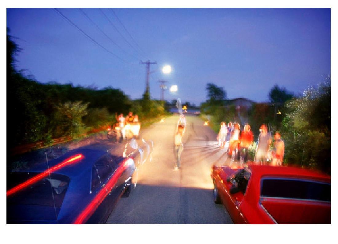Lauren Bilanko, Renegade Road #21, Digital C-Print