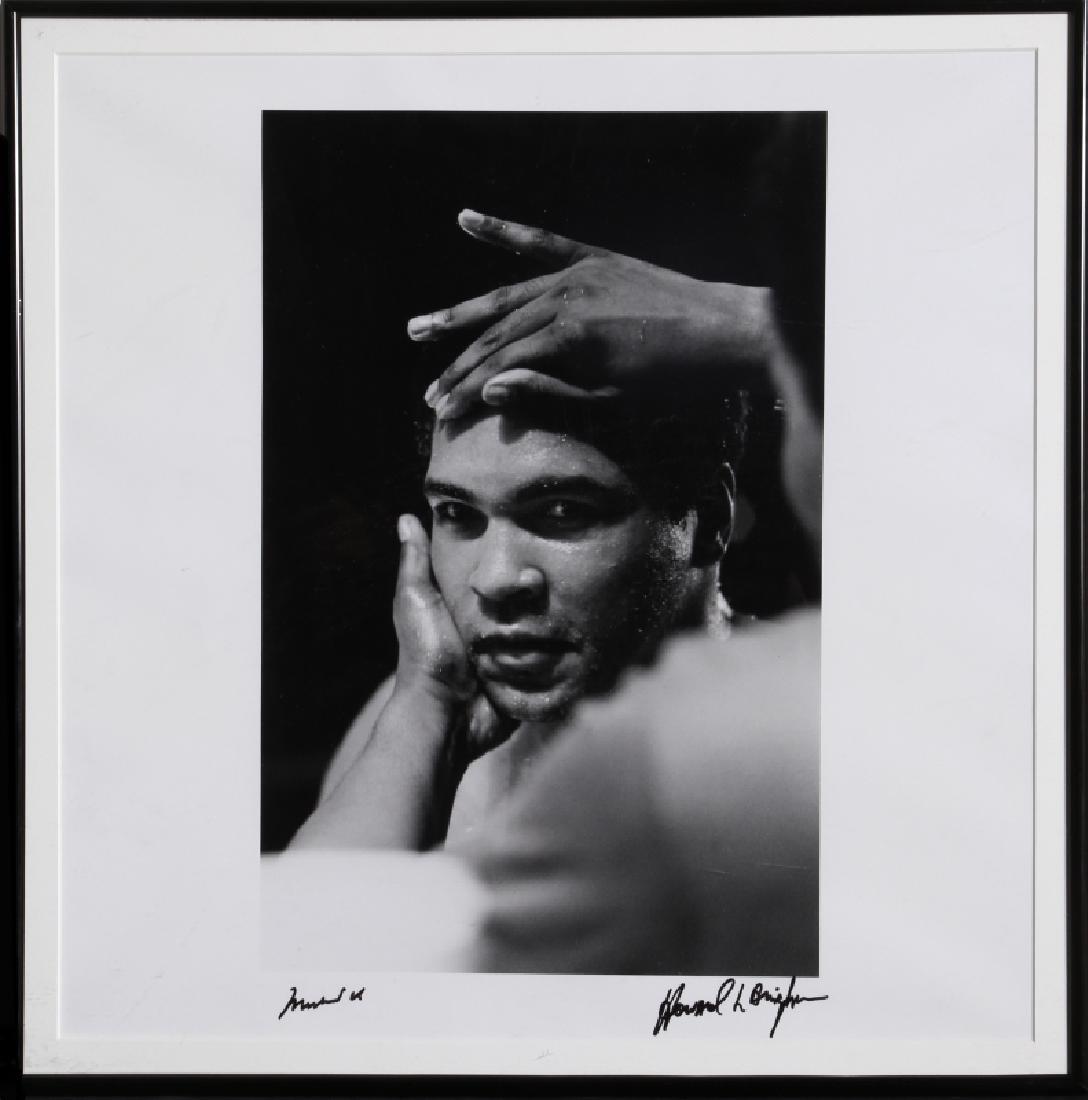 Howard Bingham, Muhammad Ali, 1978, Gelatin Silver