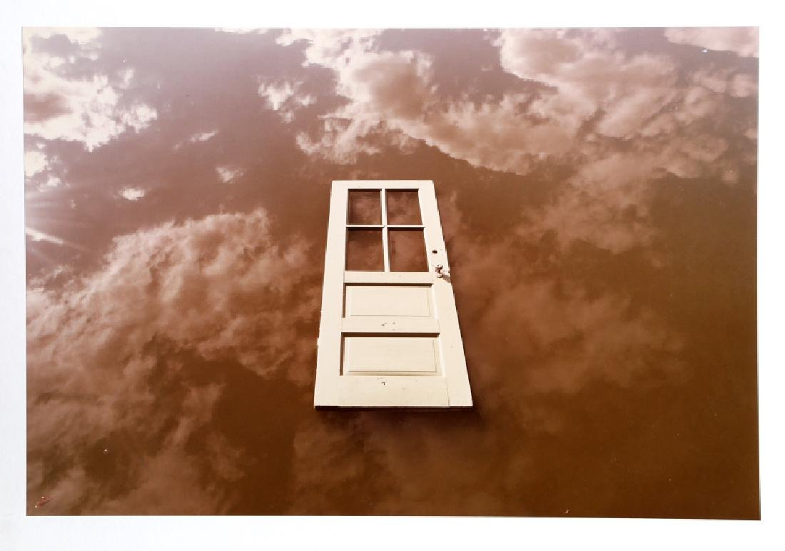 Michael DeCamp, Another Door Opens, Photograph