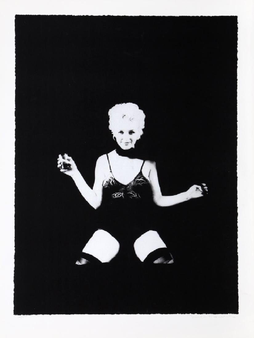 Milton Greene, A Little Drink (Marilyn Monroe c. 1953),