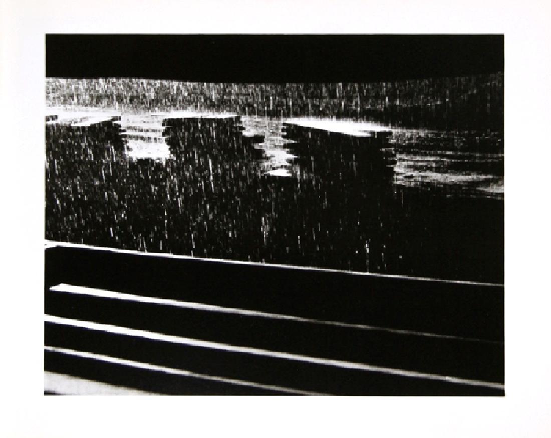 Miroslav Hak, Rainy Day, Gelatin Silver Print