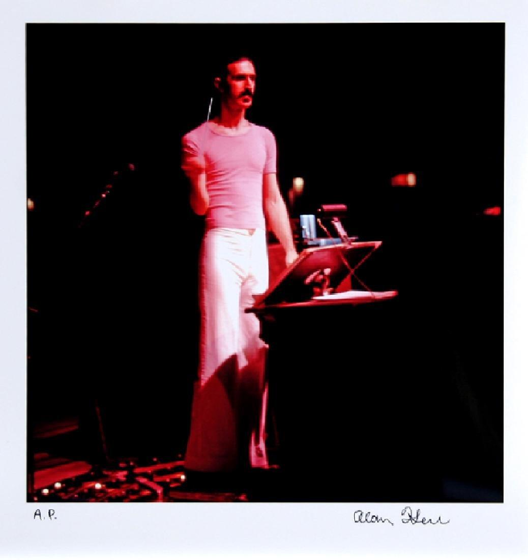 Alan Herr, Frank Zappa 1, Photograph