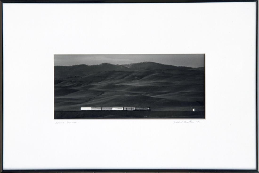 Michael Mathers, Empire Builder, Gelatin Silver Print
