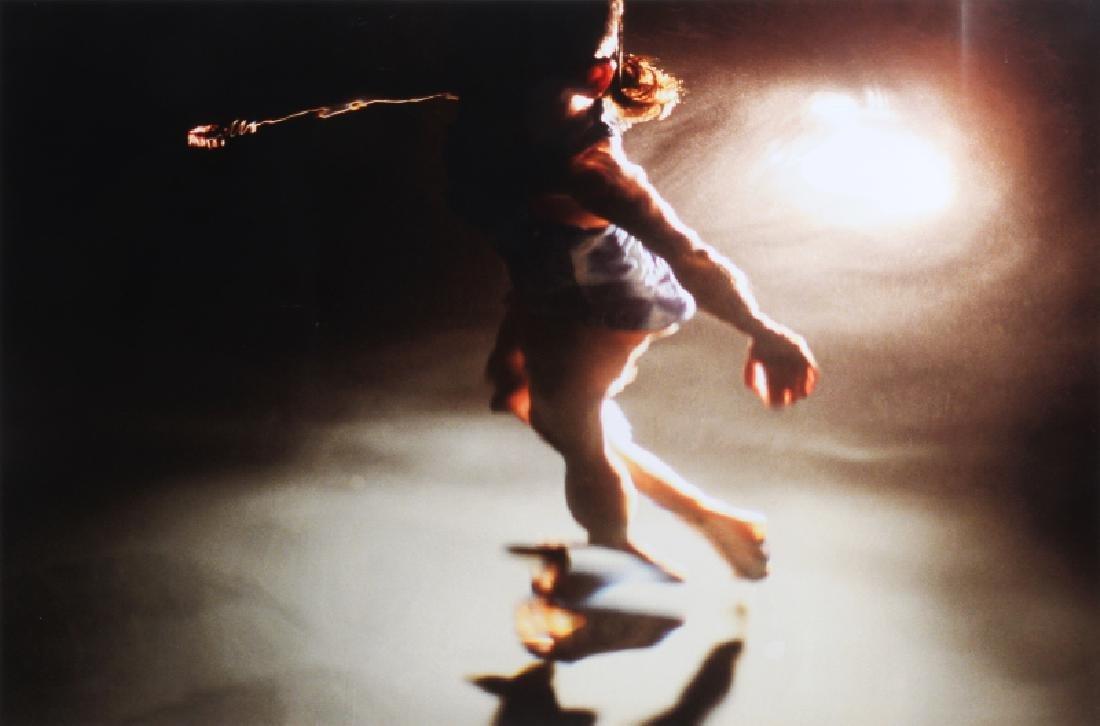 Peter Millard, Jr., Girl Dancing, Color Photograph