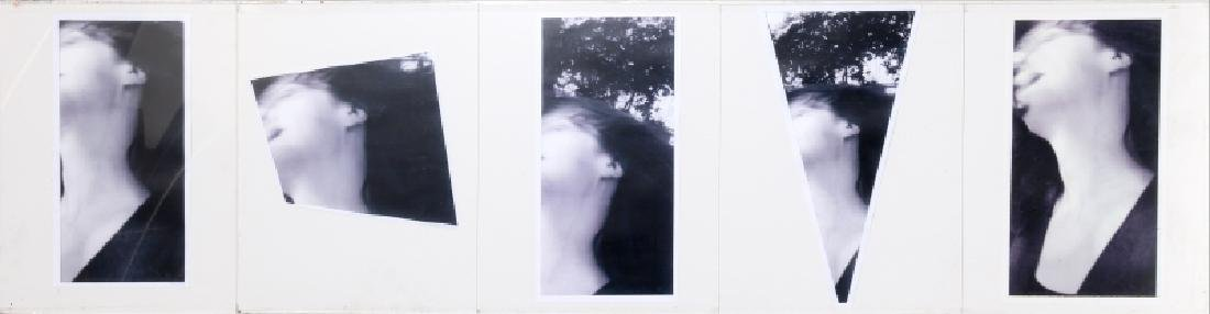 Patrick O'Connor, On the Swings, Five Gelatin Silver