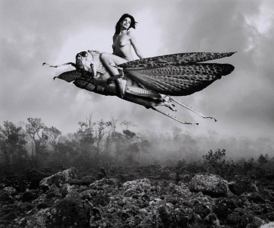 James Porto, Ada and Zeus, Gelatin Silver Print