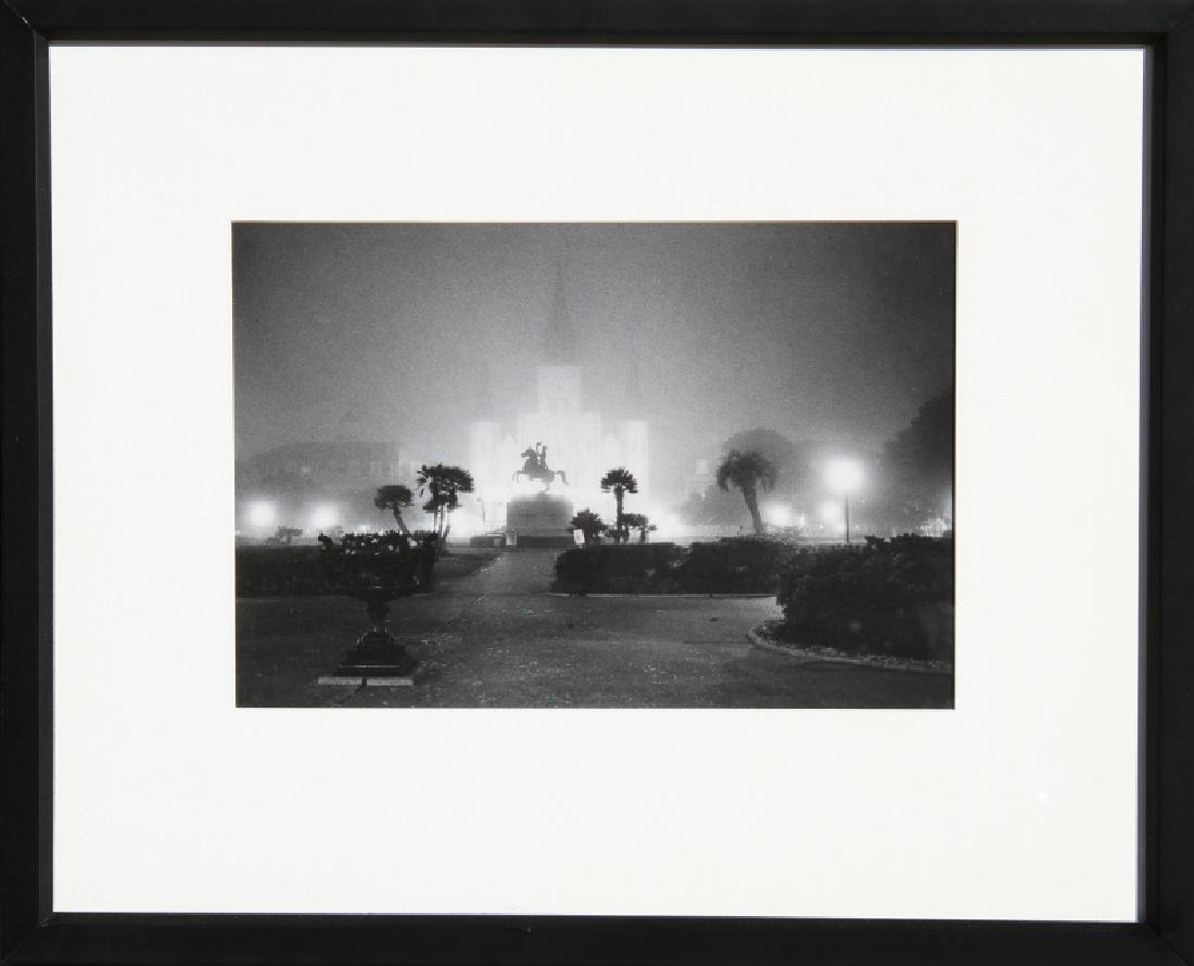 Mitchell Seidel, Jackson Square, New Orleans, Gelatin