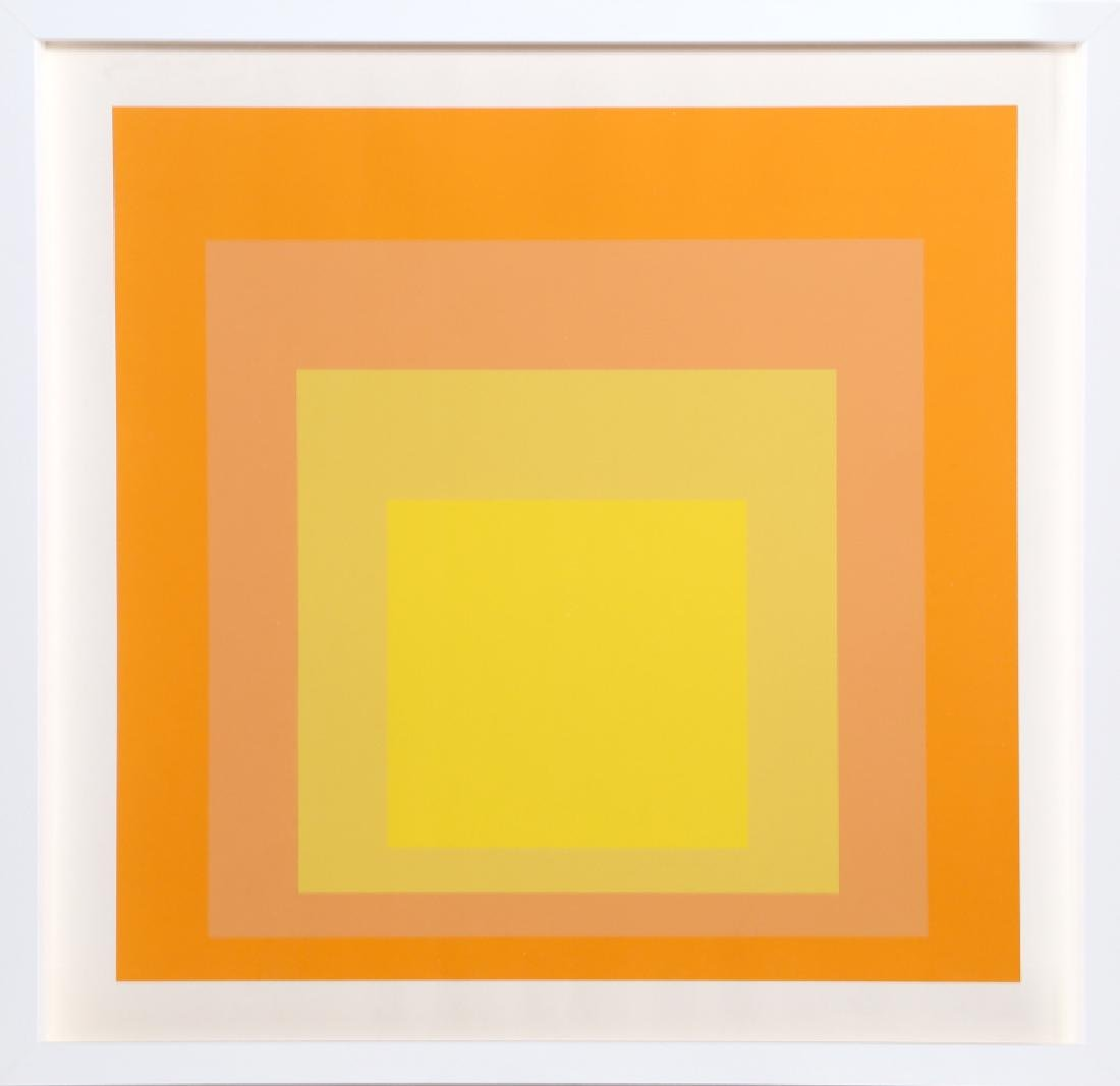 Josef Albers, Interaction of Color: Homage to the