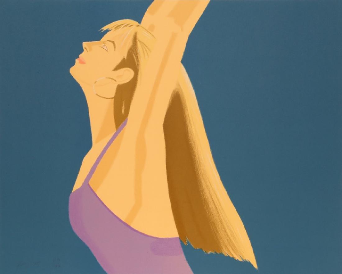 Alex Katz, Night: William Dunas Dance Suite, Four - 5