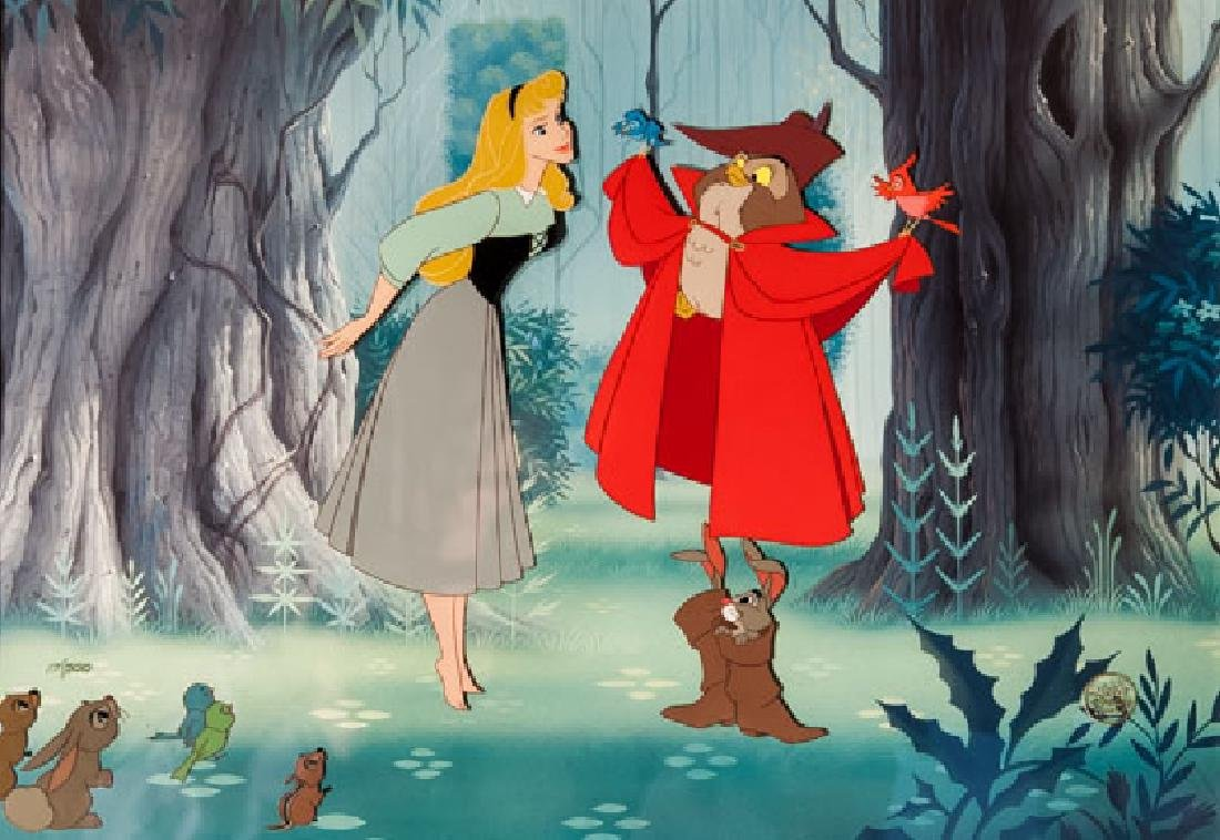 Disney Studios, Sleeping Beauty - Once Upon a Dream,