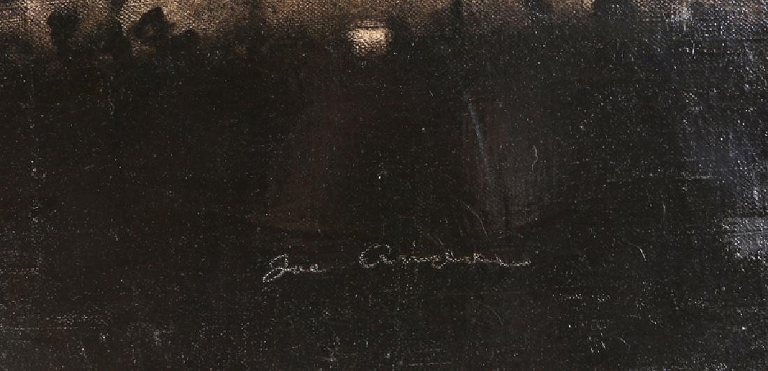 Joe Andoe, Mary's Well II, Oil Painting - 3