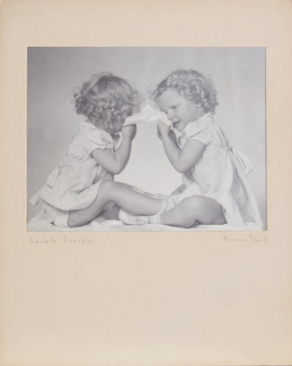 8: Rowena Fruth, Double Trouble, Photograph