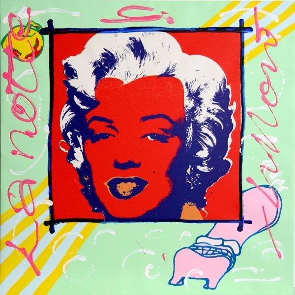 2055: Pietro Bulloni, La Notte, Marilyn Monroe Italian