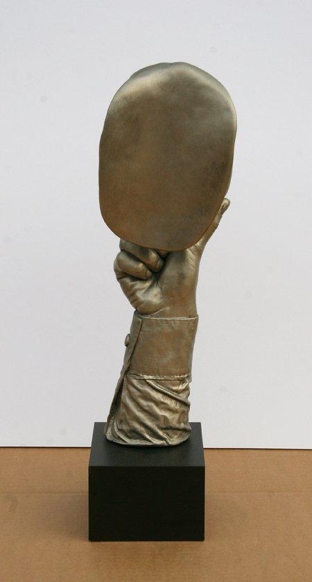 2358: John Cutrone, The Kiss, Sculpture - 3