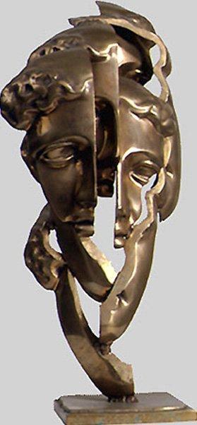 3012: Arman, Fragments de Venus, Bronze Sculpture