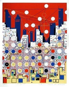Risaburo Kimura, Lot Of 2 Serigraphs