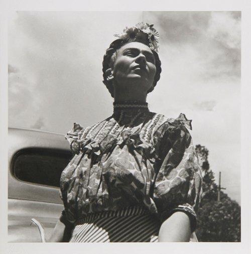 6: Leo Matiz, Frida Kahlo XI, Photograph
