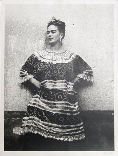 7: Leo Matiz, Frida Kahlo IV, Photograph