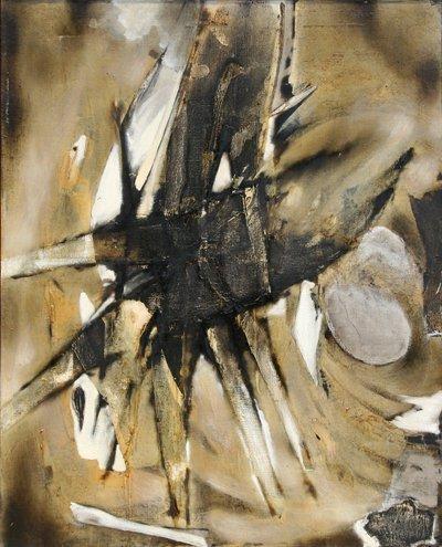 13: Enrique Zanartu, Se Donner, Painting