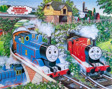 Wilbert Vere Awdry, Thomas the Tank Engine and Friends,