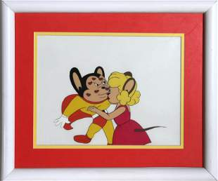 Ralph Bakshi, Mighty Mouse: Kiss From Pearl Pureheart,