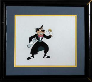 Ralph Bakshi, Mighty Mouse: Oil Can Harry And Pearl