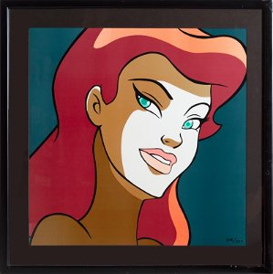 Warner Bros. Cartoons, Poison Ivy, Lithograph