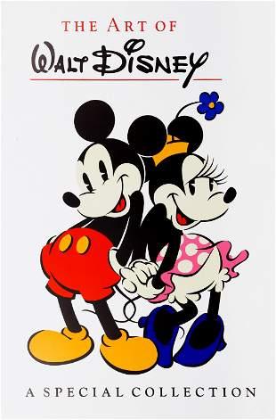 Walt Disney Studios, The Art of Walt Disney: A Special