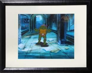 Murakami-Wolf (MW) - Fred Wolf Films, Donatello by
