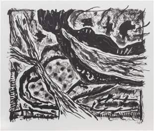 Gregory Amenoff, Haven Grey, Lithograph