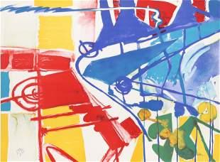 Jasha Green, Untitled 3, Lithograph